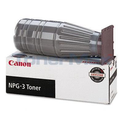 CANON NPG-3 TONER CARTRIDGE BLACK